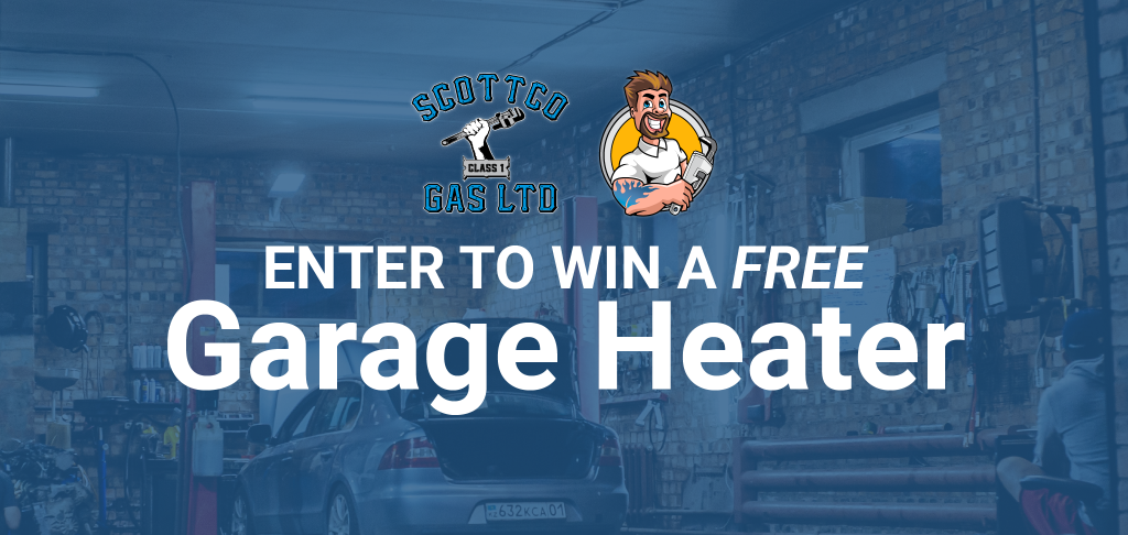 Enter To Win a FREE Garage Heater