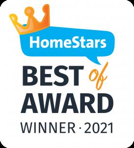 HomeStars Best of Award Winner Scottco Gas Ltd. 2021